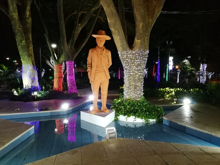 Monumento a Augusto Sandino