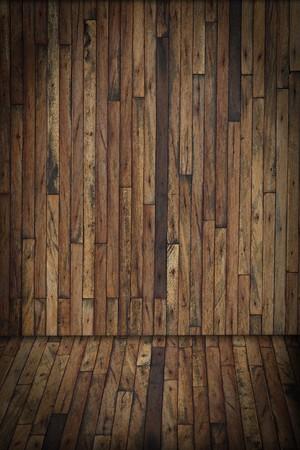 interior wooden room