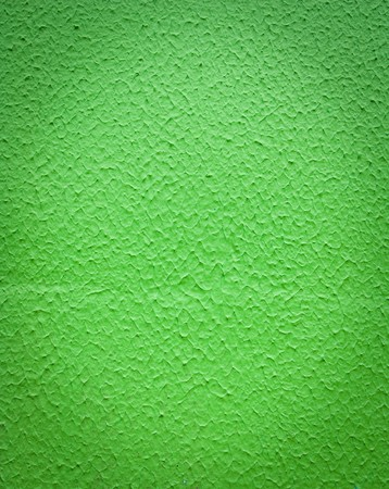 Abstract green wall texture