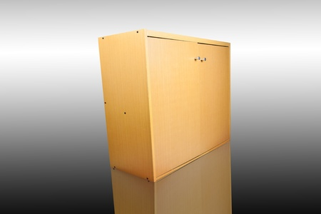 Modern cabinet isolate Stock Photo - 8529759