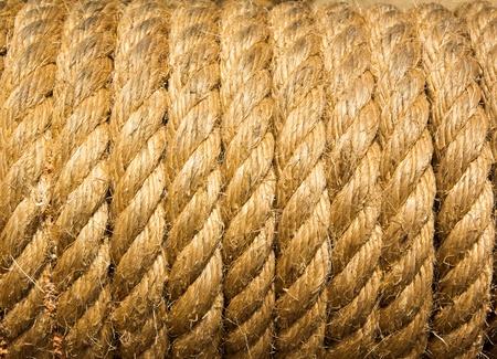 trenzado: Textura de cuerda