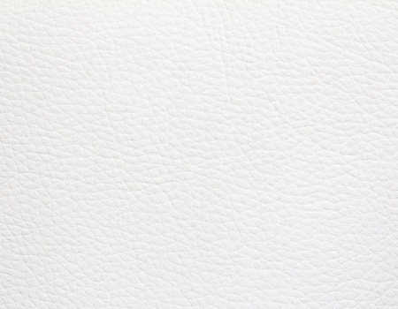 Texture of White leather for background Stock Photo
