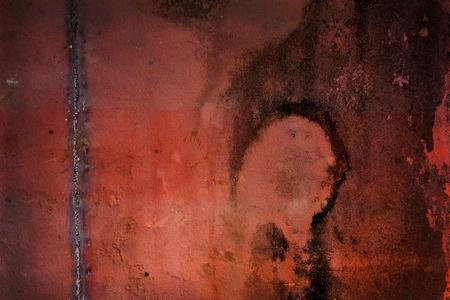 oxidate: Rust Grunge Backgroun
