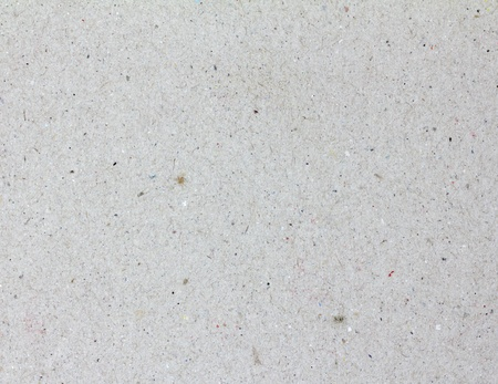 closeup of a grey cardboard texture for background