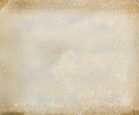 mottled: Vintage old paper texture Stock Photo