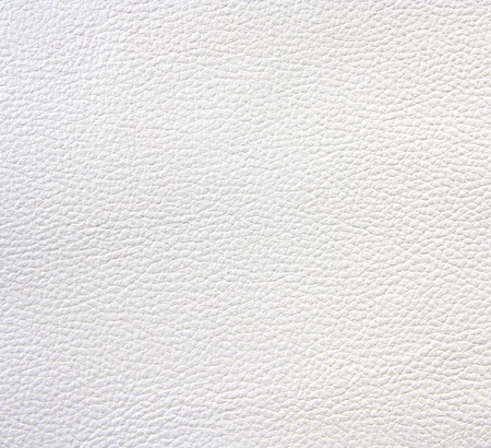 close-up van White lederen textuur