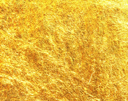 Abstract golden texture for background Imagens