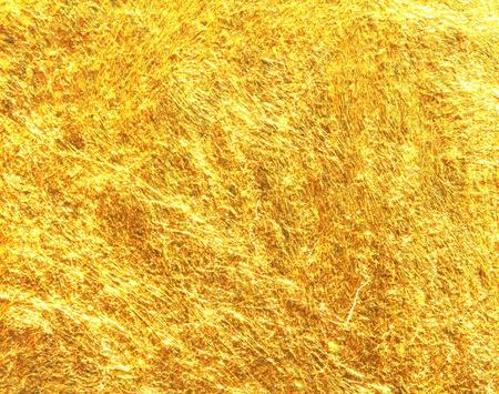 Abstract gouden textuur voor achtergrond