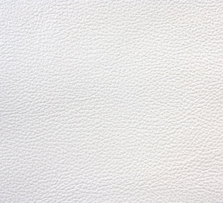 Wit leder textuur voor achtergrond