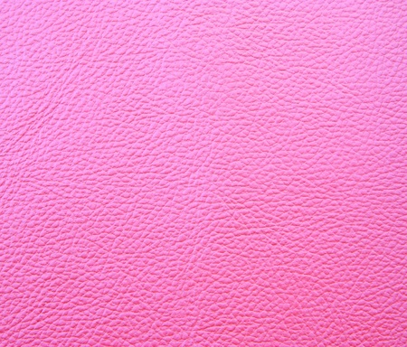 Texture of shiny pink leather  Stock Photo