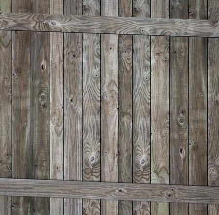 Textuur van Grunge hout box voor achtergrond
