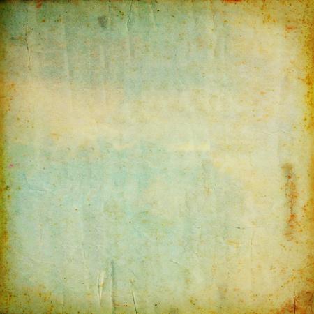 Vintage oude grunge papier textuur voor de achtergrond