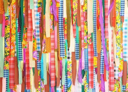 lineas rectas: Pequeños trozos de tela de fondo sin fisuras