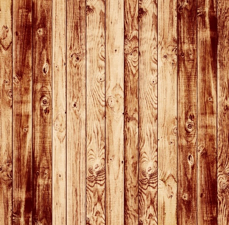 Vintage wood panels for background  photo