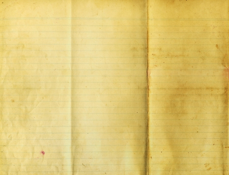 Old folder paper texture for background Stock Photo - 14625325