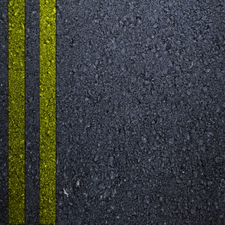 Fresh asphalt Texture for background Stock Photo - 16515340