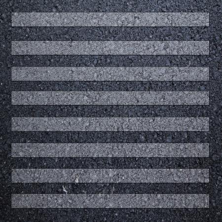 Crosswalk, zebra traffic Stock Photo - 16515343