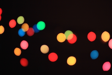 Abstract bokeh light for background Stock Photo - 17115296
