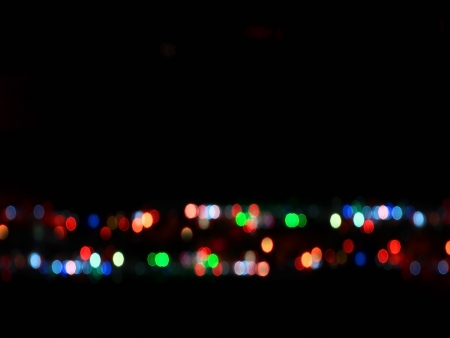 Abstract bokeh light from christmas tree use for background Stock Photo - 17115273