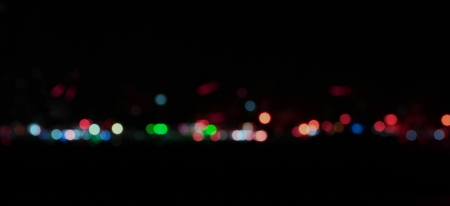 Abstract bokeh light from christmas tree use for background Stock Photo - 17115269