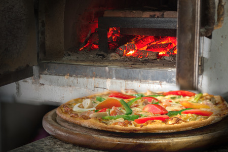 woodfire: Pizza oven