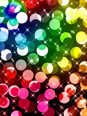colored backgrounds: Festive background Stock Photo