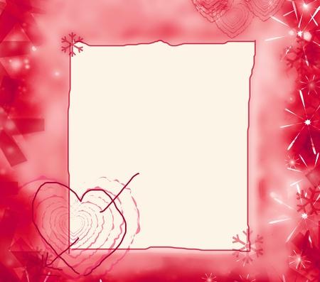 Love frame photo