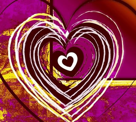 Love card Stock Photo - 11583385