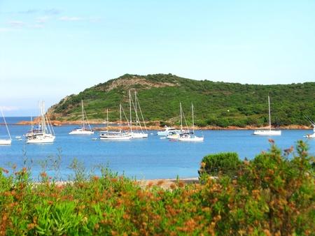 sailingboat: Rondinara, in Corsica