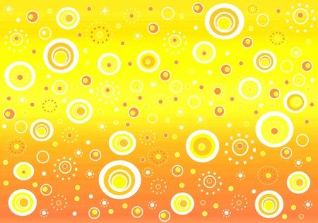 fizzy: Fizzy yellow background