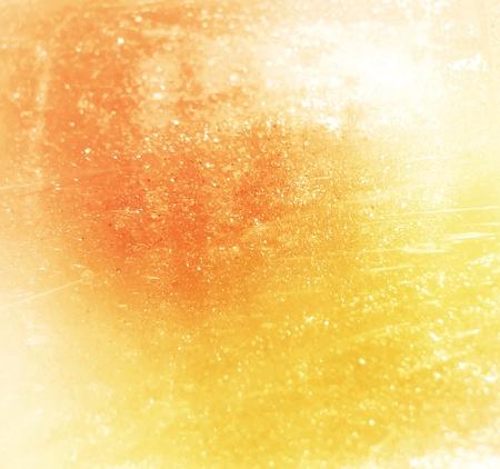 Textured orange background Stock Photo
