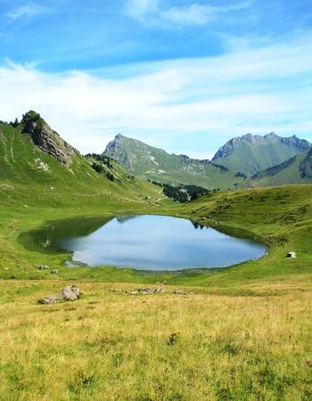 See in Franz�sisch Berge