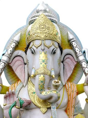 Ganesh, indische Gottheit Lizenzfreie Bilder