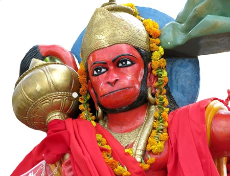 hanuman: Hanuman, Indian Deity