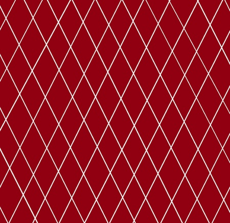 regular: Regular and repetitive red background