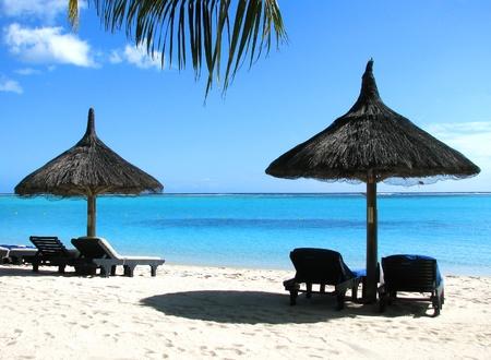 Mauritius beach Stock Photo - 12843663