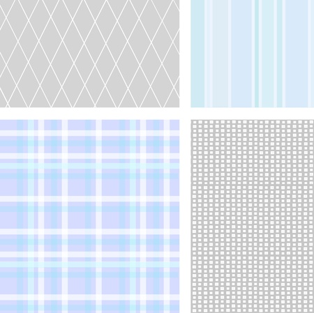 pastel backgrounds: Set of 4 different pastel backgrounds