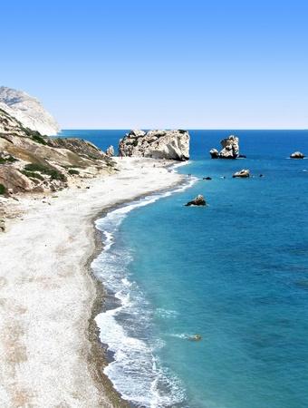 afrodita: Chipre, la playa de Afrodita