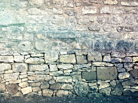 worn structure: Dirty stone wall background