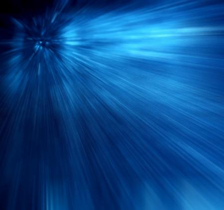 Aquatic gamma blue rays Stock Photo - 14000173