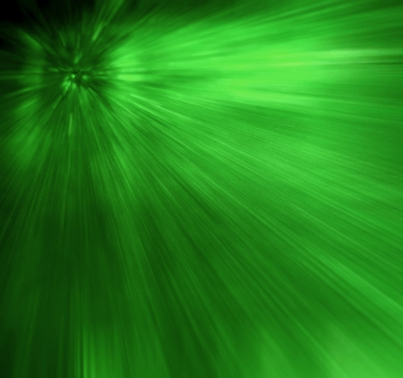 Gamma green rays Stock Photo - 14971961