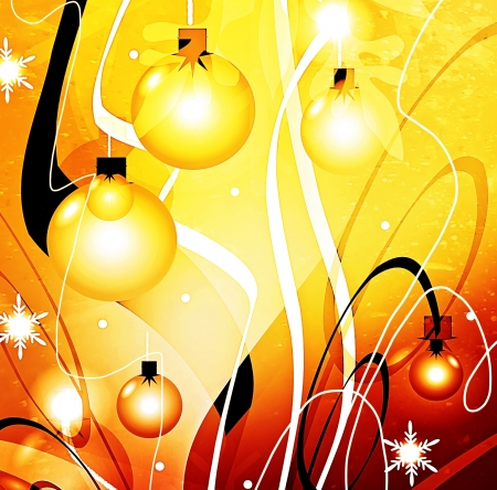 best wishes: Christmas lights