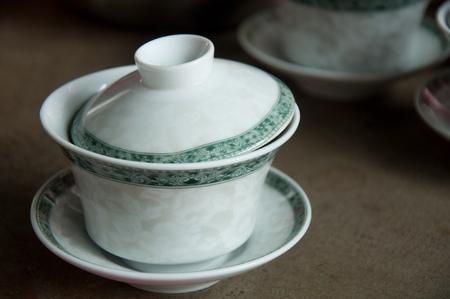 중국 차 잔