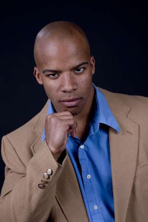African American jonge mannelijke