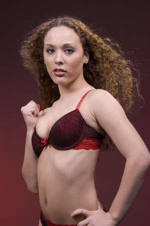 tempting: Tempting redhead