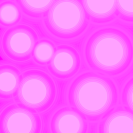 spot lit: Pink blurred light background with bokeh effect. Vector
