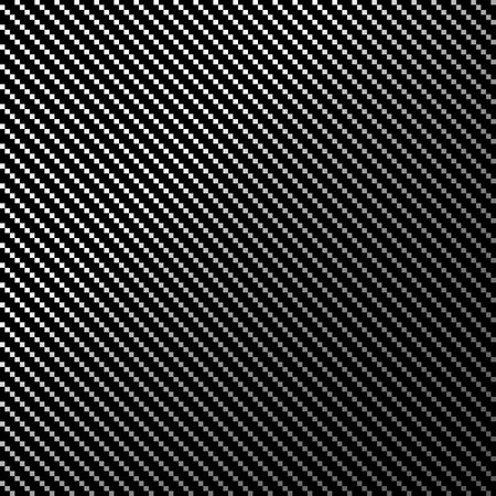 Carbon fiber texture. Vector background. Eps10