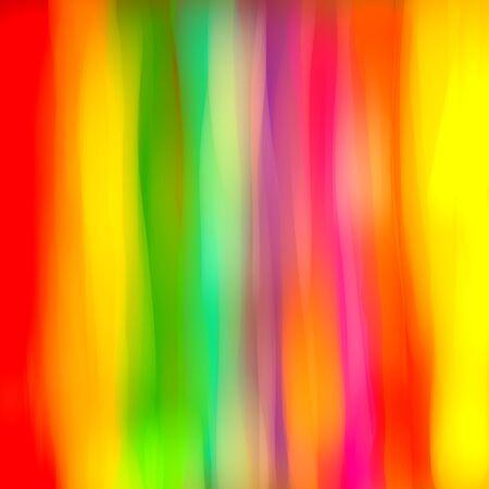 Rainbow color, watercolor colorful blur striped background. Reklamní fotografie