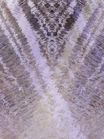 shivering: abstract background with crossing shivering lines in violet tones Stock Photo