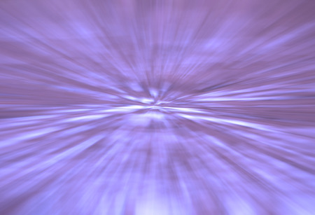 spacetime: Abstract background in purple and blue tones looking like in fast motion